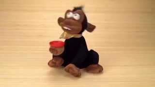 Дай денег - обезьяна хохотун - копилка.Парк чудес.Подарки оптом(, 2014-05-28T07:11:54.000Z)
