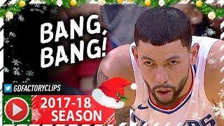 Austin Rivers Full Highlights vs Rockets (2017.12.22) - Career-HIGH 36 Pts, 7 Ast, SICK!