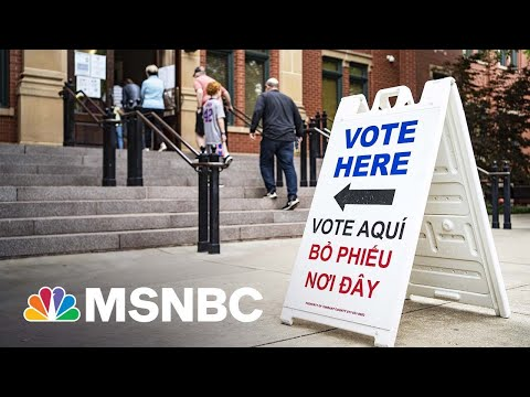 Florida And Texas GOP Back Voting Restriction Bill | MSNBC