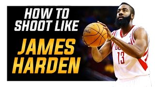 How to Shoot like James Harden: Shooting Form Blueprint