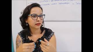 Princípios Institucionais da Defensoria - 2º Curso - Aula 03 - Safira Oliveira - 06/09/2017