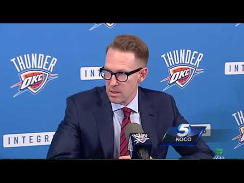 FULL NEWS CONFERENCE: Sam Presti addresses Serge Ibaka trade