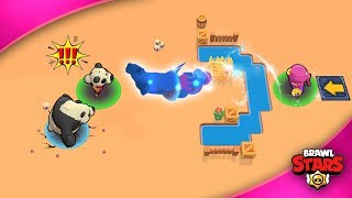 GENE's TRICK ✨ Brawl Stars 2019 Funny Moments, Fails and Glitches
