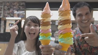 Japanese Ice Cream Flavor Challenge #34