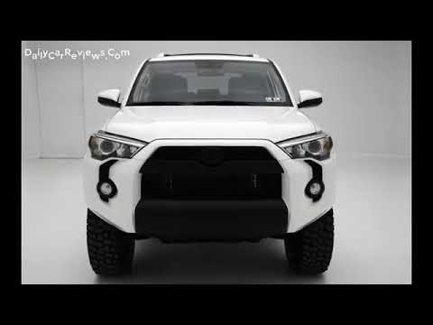 2020 Toyota 4runner Redesign Changes Facelifts Review Youtube