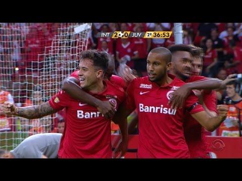 Melhores Momentos - Internacional 3 x 0 Juventude - Campeonato Gaúcho 2016