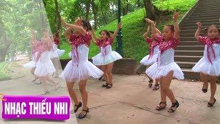 Tập Đếm, 5 Ngón Tay Ngoan - Nhạc Thiếu Nhi Vui Nhộn