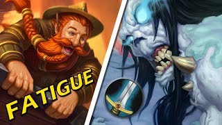Hearthstone - How To Deal With Fatigue Warrior Decks