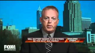 Is A123 Systems the Next Solyndra?