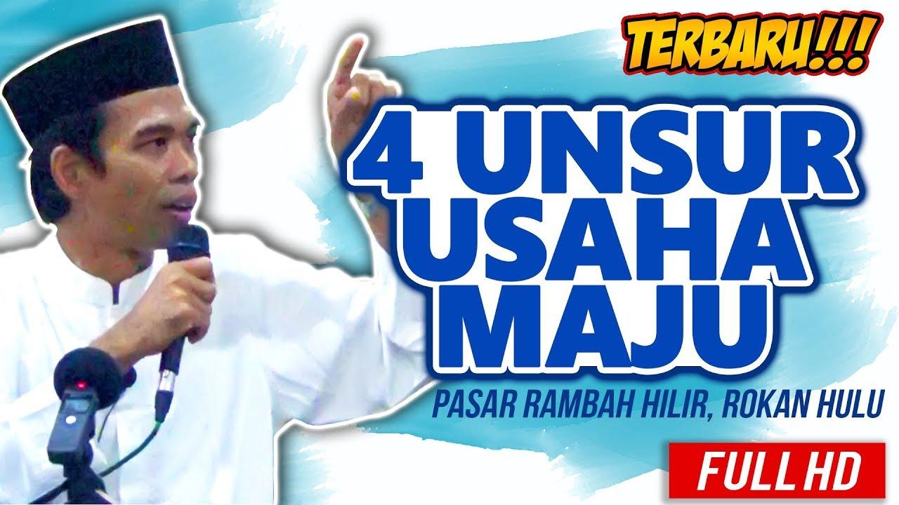 Ceramah Terbaru Ustadz Abdul Somad Lc, MA - Pasar Rambah Hilir, Rokan Hulu