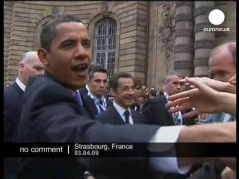 Download Youtube: US President Barack Obama arrives in France