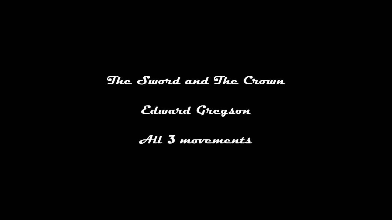 Essay edward gregson