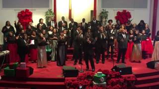 Christmas with Hezekiah Walker - You Deserve It