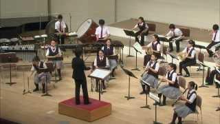 第53回東京都中学校吹奏楽コンクール 青梅六中『三つのジャポニスム』 thumbnail