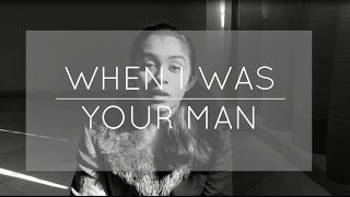 Download Hindi Video Songs - When I Was Your Man- Bruno Mars || Cover by Nishtha Nayar