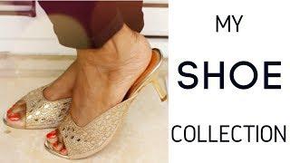 My Shoe Collection 2018    Little Pixie Dust    Shalini Banik