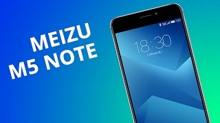 Meizu M5 Note [Análise / Review]