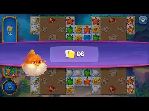 Fishdom. Super Hard Level 1644