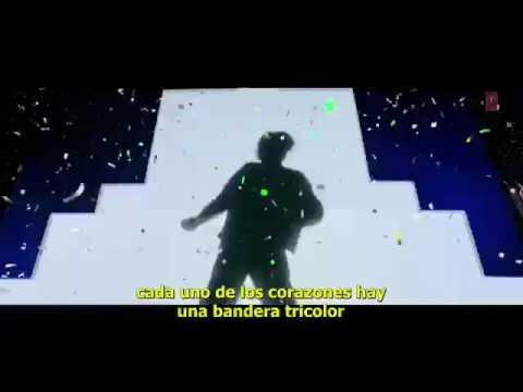India waale - happy new year - Shahrukh khan ,deepika padukone  (sub español)