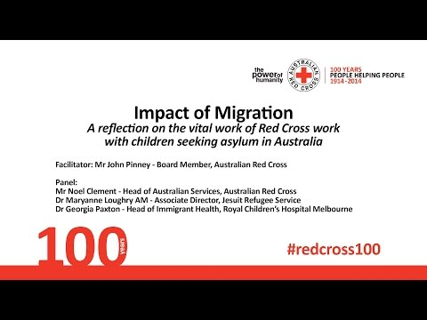 Impact of Migration on Children - 2014 Centenary Summit