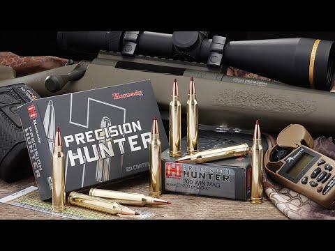 Hornady® Precision Hunter™ Ammunition