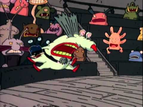 Aaahh!!! Real Monsters: Season One - Opening Credits