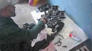 revision moteur Moto suzuki bandit 600 part2