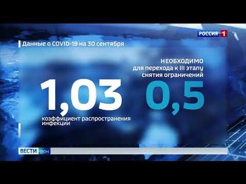 За последние сутки коронавирус в Ростовской области унес еще девять жизней