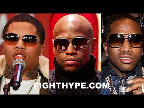 MAYWEATHER OPENS UP ON GERVONTA DAVIS & ADRIEN BRONER RELATIONSHIPS; REMINDS THEM WHO WAS THERE