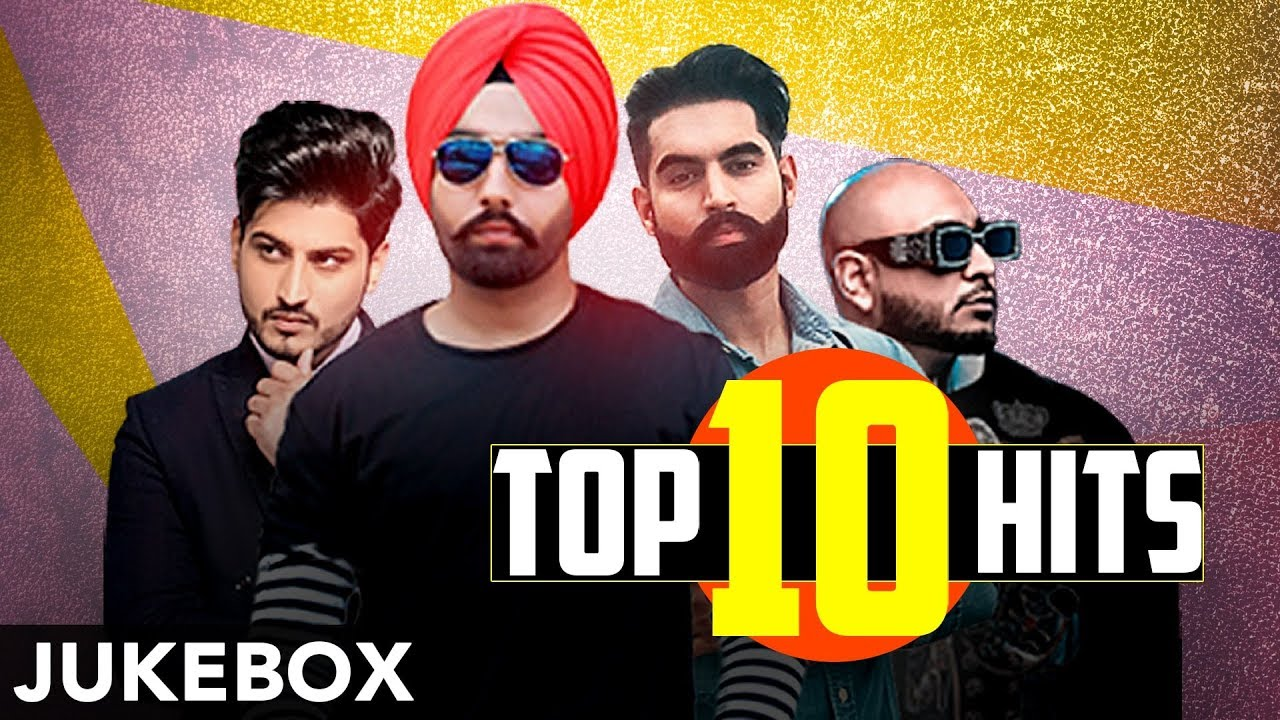 Download Top 10 Hits Vol 2  | Video Jukebox | Latest Punjabi Songs 2019 | Speed Records