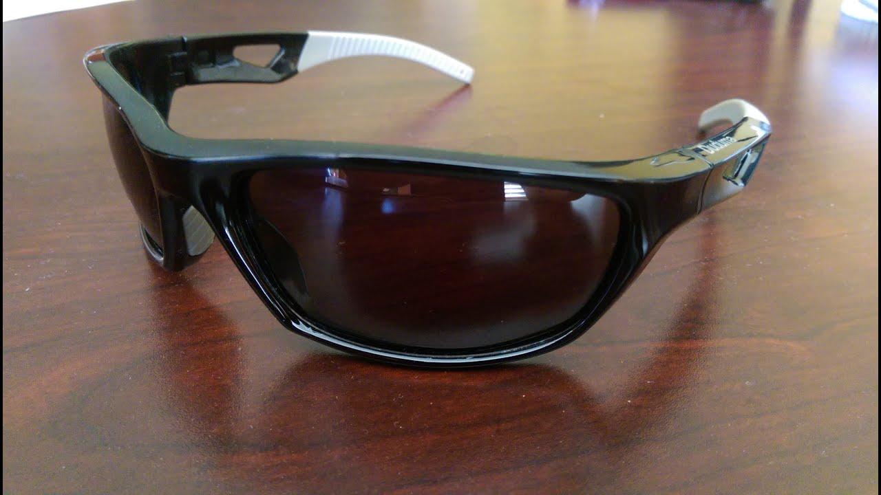 850fa132cd3 Duduma Polarized Designer Sports Sunglasses - Tr80821 - YouTube