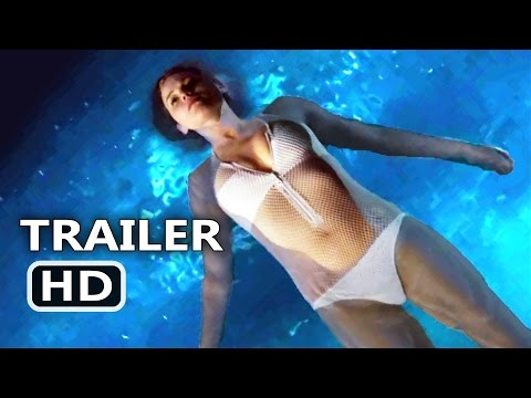 PASSENGERS Official Movie Clip (Jennifer Lawrence Pool Scene)