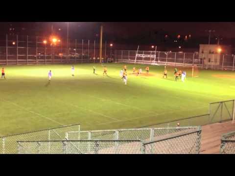 Sporting vs Amsterdam First Half