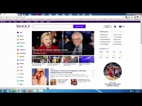 วิธีการสมัคร Yahoo Mail ไว้รับส่งอีเมล์ง่ายๆ