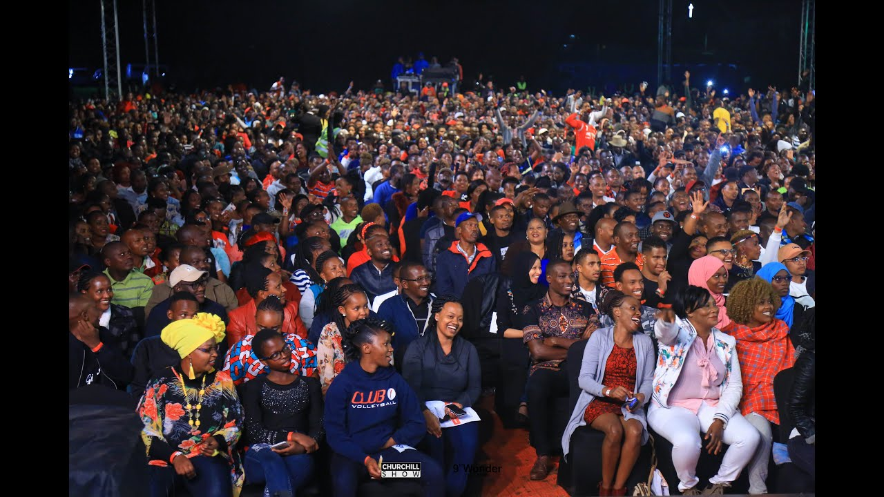 Churchill Show S08 Eps 37 (NGONG TWO)