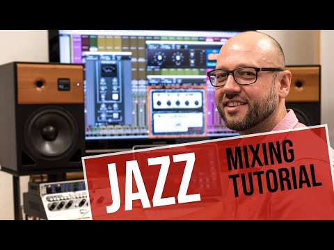 UAD Mixing Tutorial: Fix My Mix - Jazz | german/deutsch | Sound & Recording