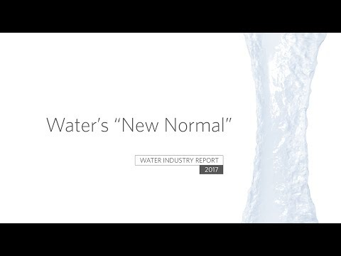 Water Industry Report: Water's New Normal
