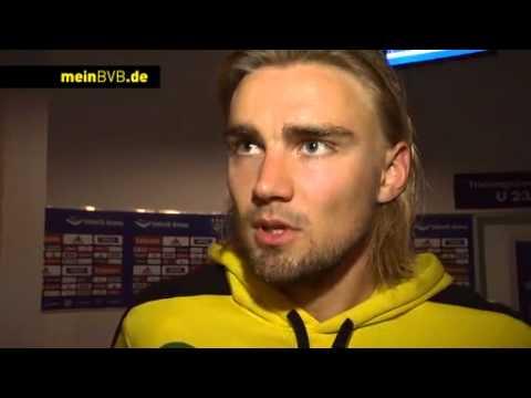 HSV - BVB: Interview mit Marcel Schmelzer