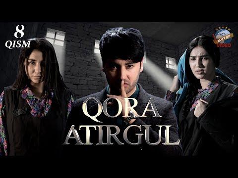 Qora Atirgul (o'zbek Serial) 8-qism | Кора атиргул (узбек сериал) 8-кисм