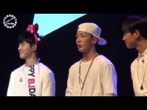 【YGBOBBY吧】141013 iKON BEIJING Fanmeeting   结束