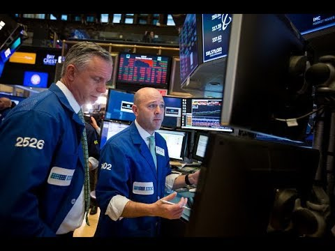 Dow Jones suffers worst day in 6 years
