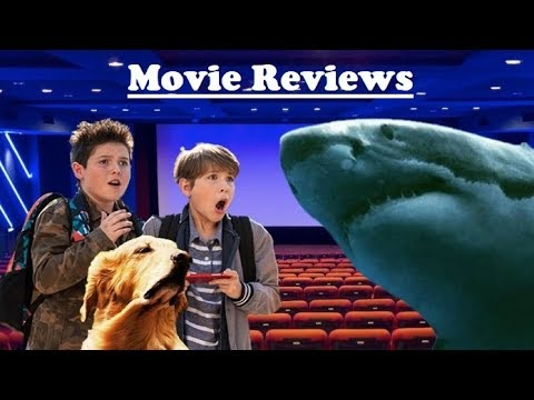 Good Boys / 47 Meters Down Uncaged / The Art Of Racing In The Rain - Movie Reviews