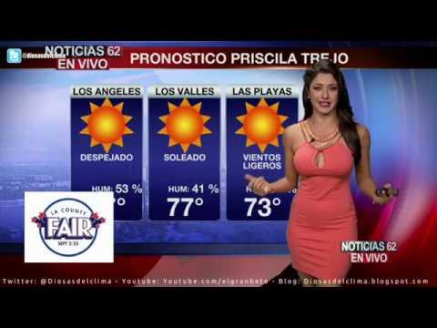 Priscila Trejo - 'Noticias 62 En Vivo' 03/28/2016 | Doovi
