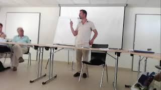 """""""La conscience en science: entre la physique et la biologie"""""""