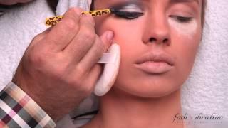 Fadi S. Ibrahim Beauty Salon - Contouring & Highlight Makeup