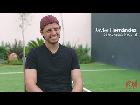 De vuelta de la Copa América | Entrevista con Javier Hernández