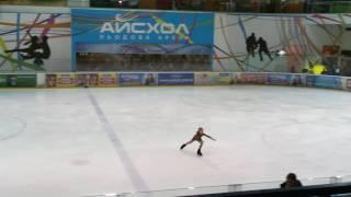 Соревнования любителей. Фигурное катание. Харьков, ноябрь 2016