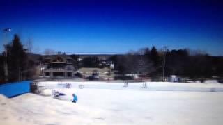 11 year old ski edit sponsor him