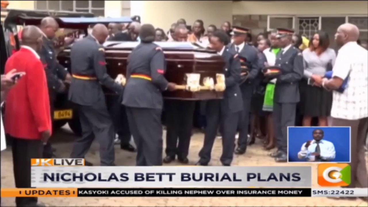 Aus Dem Bett Fallen Fallen World Champion Nicholas Bett To Be Buried Thursday In Eldoret