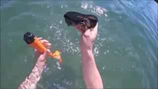 Schätze aus dem Wasser Deteknix Scuba Tector Deutsch Unterwasser Detektor